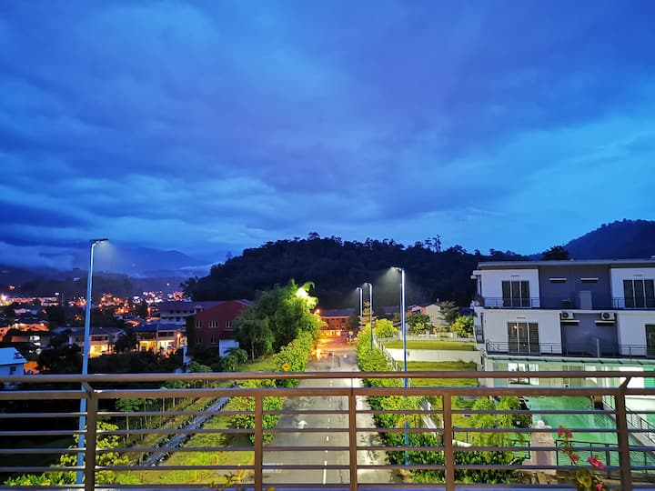 .✿ Bentong Hill 3-Storey Villa by ATLAZ ✿.