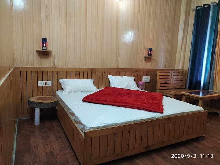 Home stay in modest of hevan