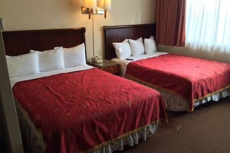 Hotel Pac Hgts 2 Bed Free Car ParkG - San Francisco - Bed & Breakfast