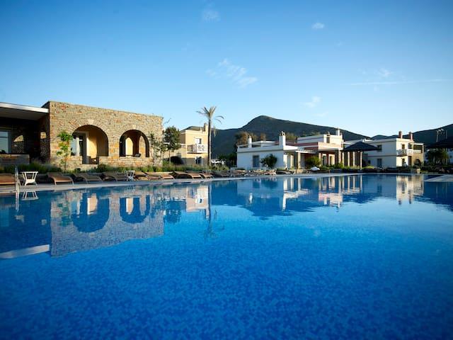 Luxury Sea View Residence - Korissía - Apartment