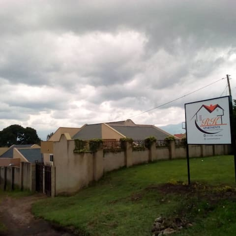 living room,kitchen,wifi,DSTV,ample parking space
