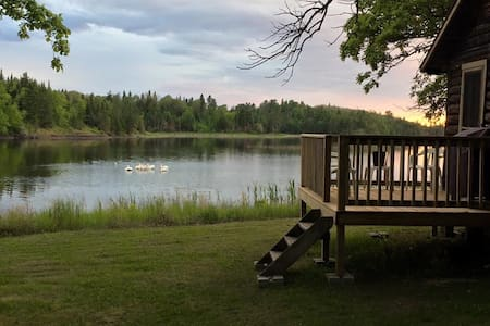 Lake of the Woods- cabin 2 - sleeps 2 adults
