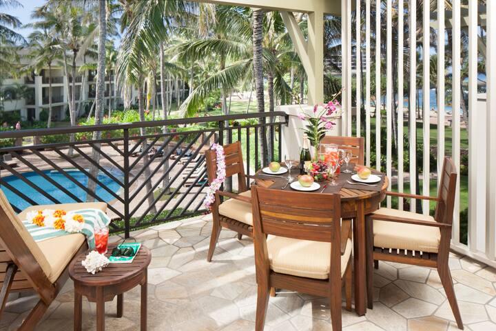 Villa 213 3-Bed Ocean & Pool Views - カフク - 別荘