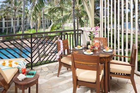 Villa 213 3-Bed Ocean & Pool Views - Kahuku - วิลล่า