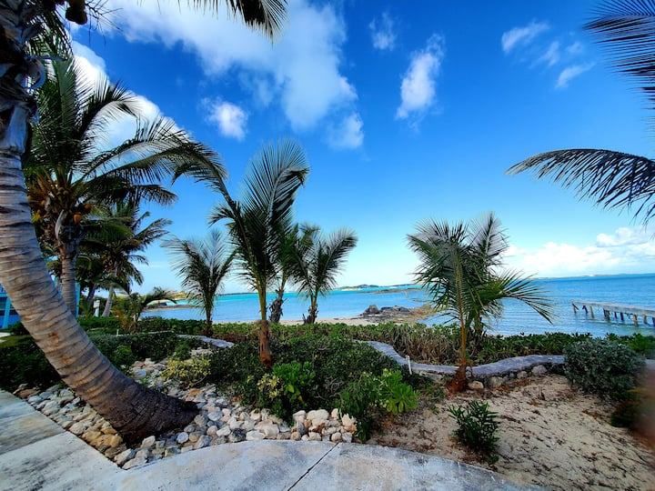 Featured on HGTV's Bahamas Life Boujee Beach Villa