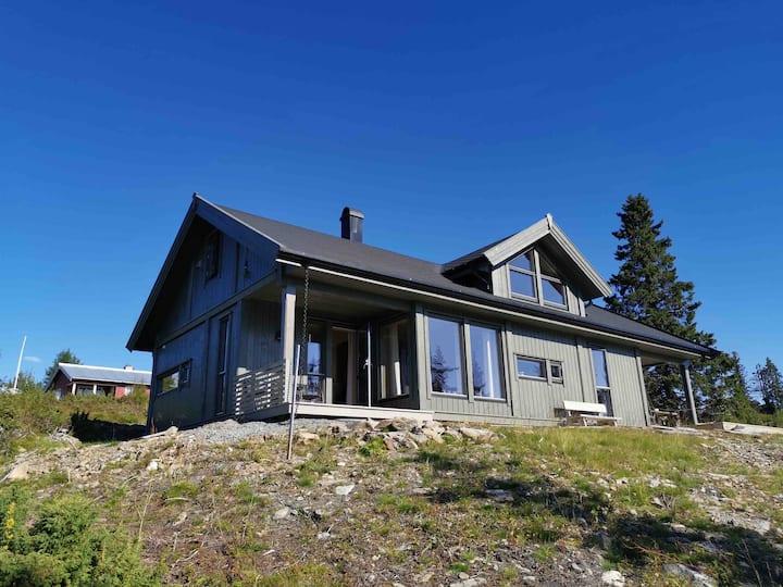 Malibu fjellhytte i Valdres, great location!