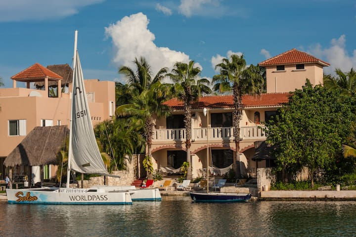 Sailboat Sunset Cruise - Puerto Aventuras - Hus