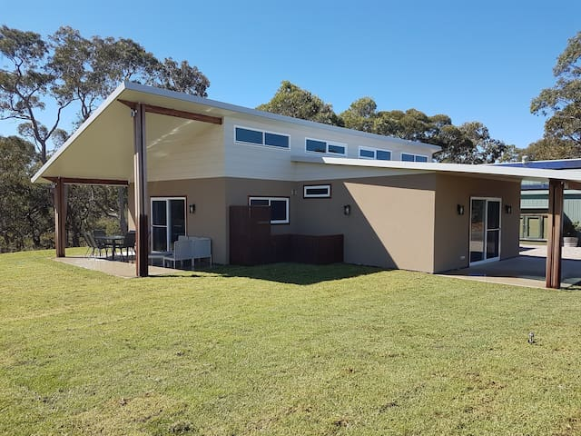 Rural getaway +- 70 minutes from Sydney - South Maroota - Huis
