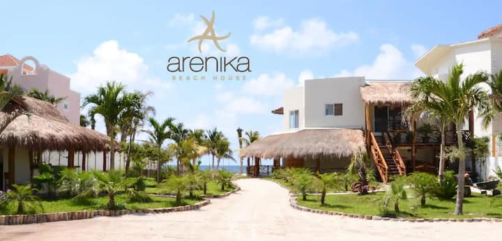Arenika Beach House Luxury Villa