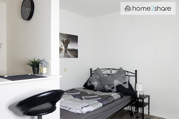 Stylish apartments with Netflix   home2share
