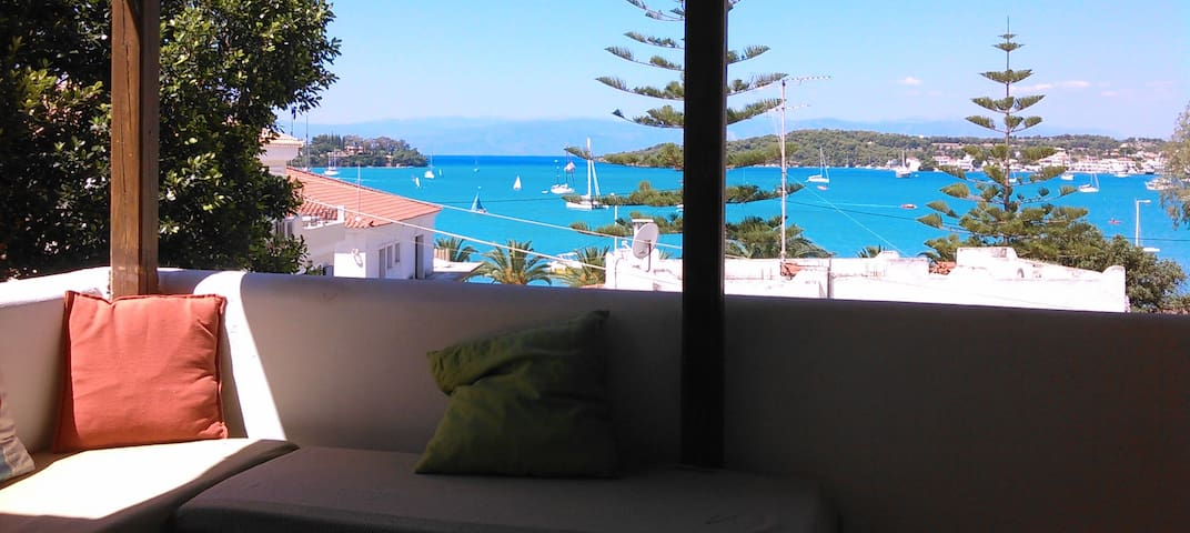 Alice House - Sea View Apartment - Porto Cheli - Departamento