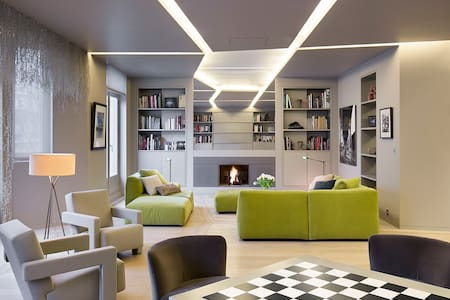 Luxury Apartment 2 bdr