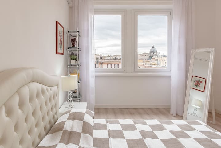 Roomy Flat San Pietro - Ideal for Families!