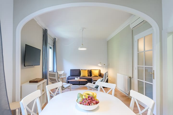 Beautiful apartment in the city centre of BCN!!!