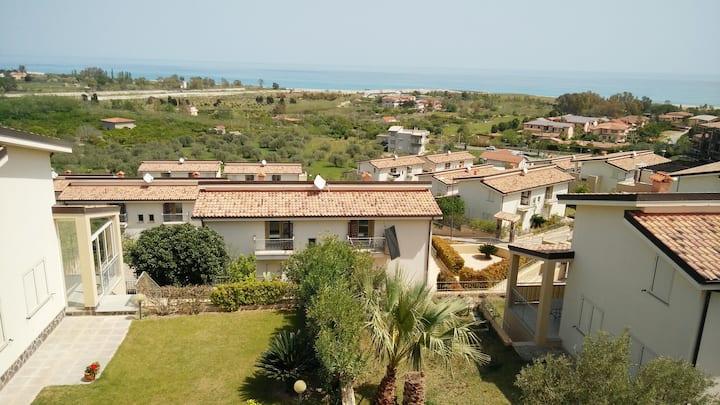 Amazing house in beautiful Villa Collina, Calabria