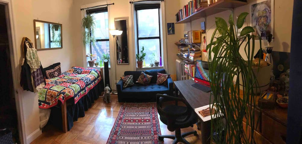 Lovely, Large Private Bedroom in Upper Manhattan