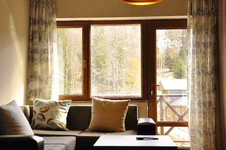 Comfy Stay in Bakuriani - Bakuriani - Wohnung