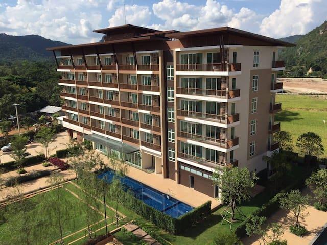Bann Khao Yai 43 - Pak chong - Appartement