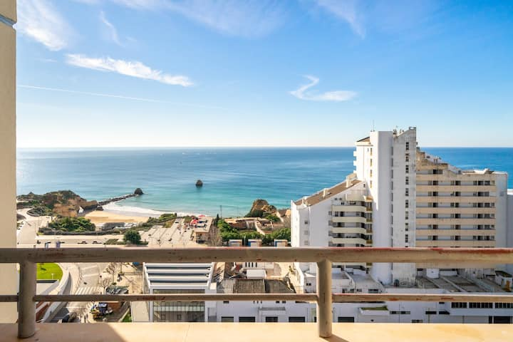 Studio, Sea View, Swimming Pool, Parking