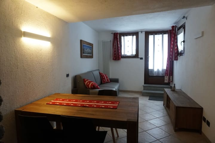 Small apartment for a lovely stay in Courmayeur