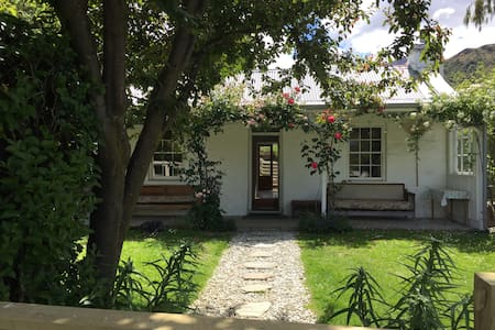 Historic, stone, Brodie Cottage - Arrowtown