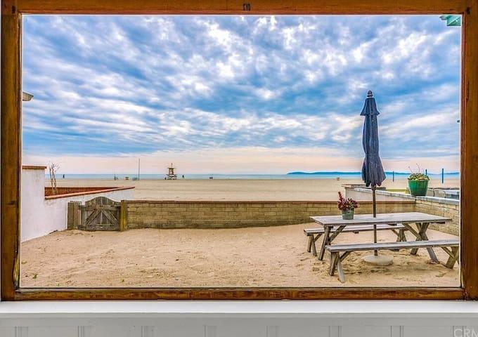 Oceanfront Bungalow