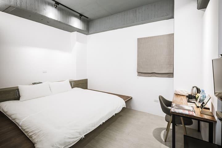 門廷若室-中式雙人房506