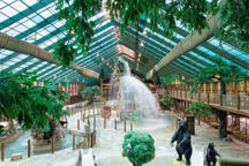Indoor Water Park Free Tickets with rental