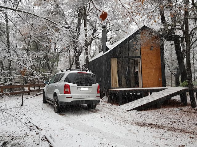 Cabaña/Cabin ProBikes KM 70.5 Valle Las Trancas