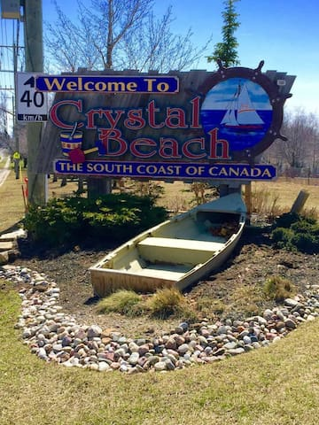 Crystal Beach Cottage Getaway  New prices for Fall