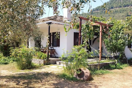 Golden Beach Villa 1 - Thassos - Thasos - Casa de camp