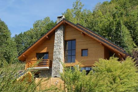 Prachtig Chalet gebied Alpe d'Huez - Vaujany - วิลล่า