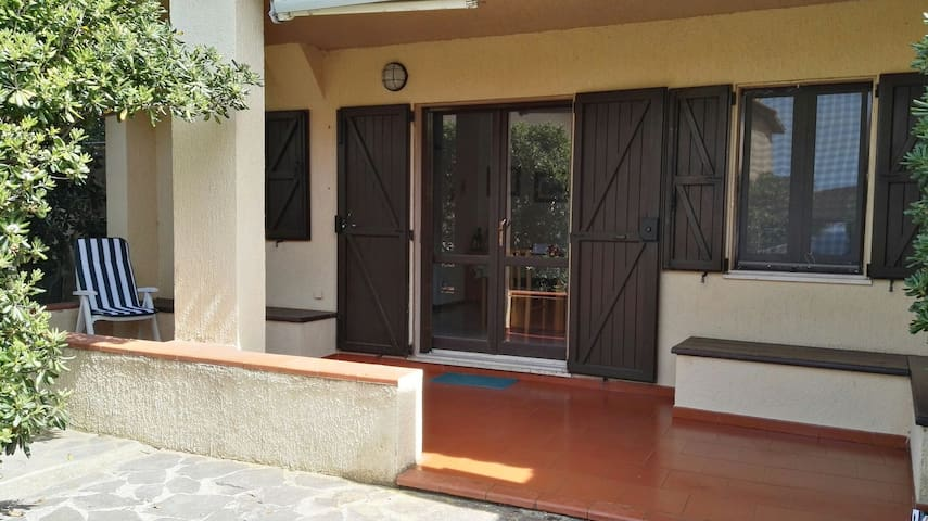 house 100m from the beach - Sa Rocca Tunda - Apartamento