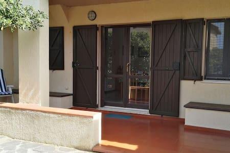 house 100m from the beach - Sa Rocca Tunda - Wohnung