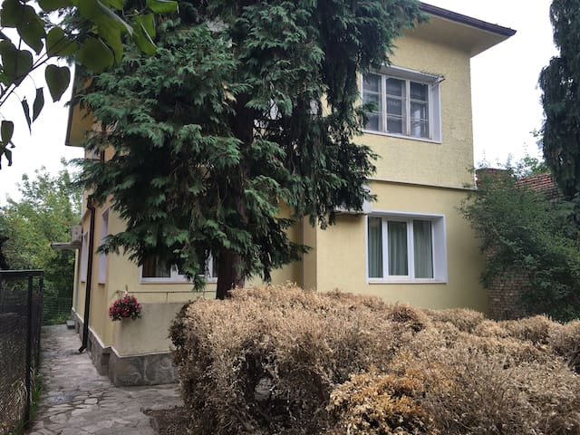 The Yellow House in Lozenetz - Sofia - House