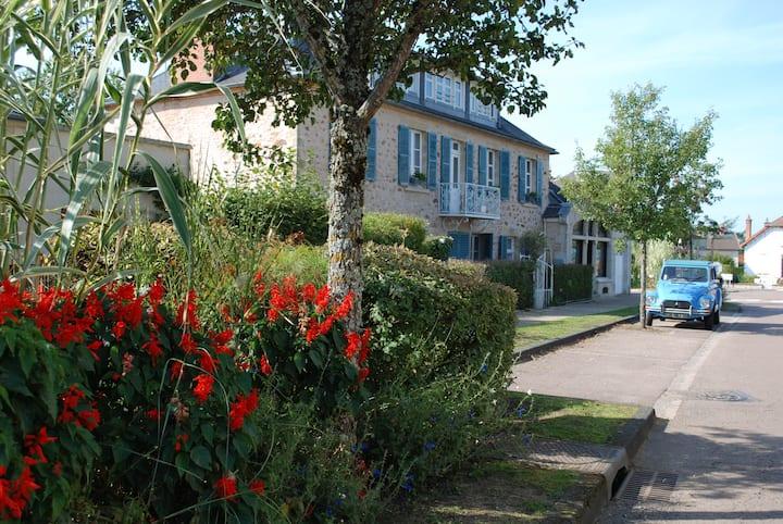 Villa des Fleurs: le Coquelicot
