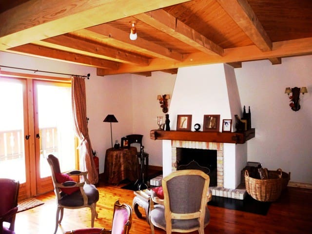 Luxury Mountain Chalet in Les Vosge - Fresse-sur-Moselle - Huis