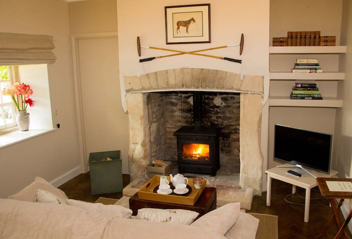 Stable Cottage Hartwell Farm Bibury - Cirencester - Apartmen
