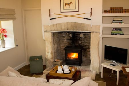 Stable Cottage Hartwell Farm Bibury - Cirencester - Apartment