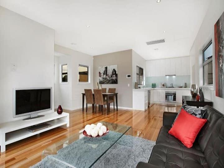Modern Spacious 3 bedroom Property.
