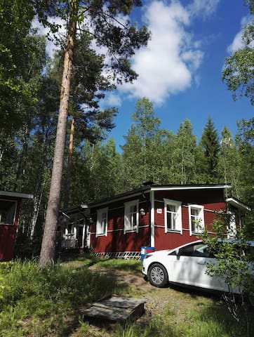 Summer cottage near Porvoo