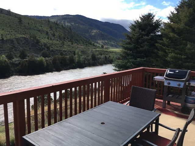 Yellowstone River Front Condo #2