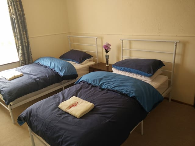 Double Room near Haverhill Centre - Haverhill - Hus