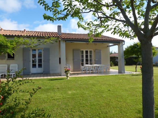 Villa Seahorse in Bois en Ré beach near beaches - Le Bois-Plage-en-Ré - Villa