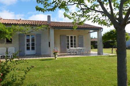 Villa Seahorse in Bois en Ré beach near beaches - Le Bois-Plage-en-Ré - 別荘