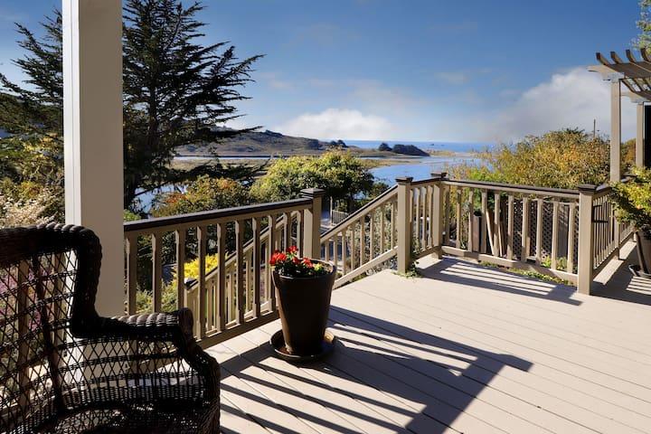 Villa Vista, The Absolute Jewel of Jenner!!