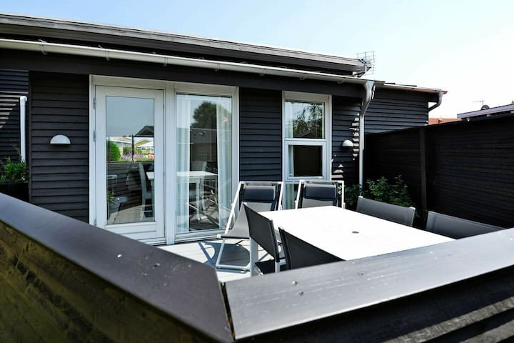 Cozy Holiday Home in Juelsminde Jutland With Sea View