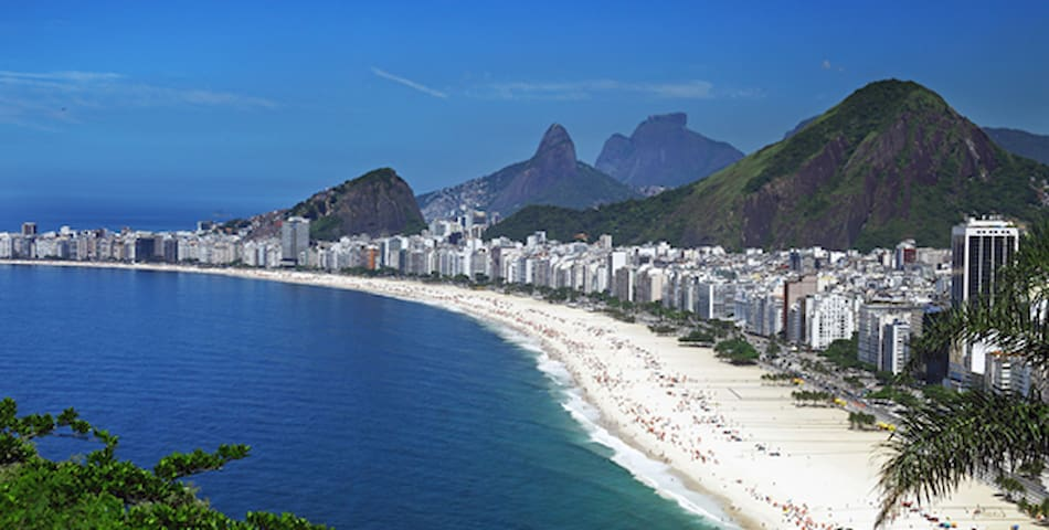 Imóvel no lugar mais nobre de Copacabana! Posto 4