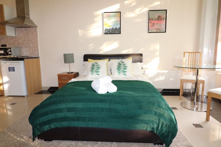 Amazing cozy studio flat near Bayswater station.