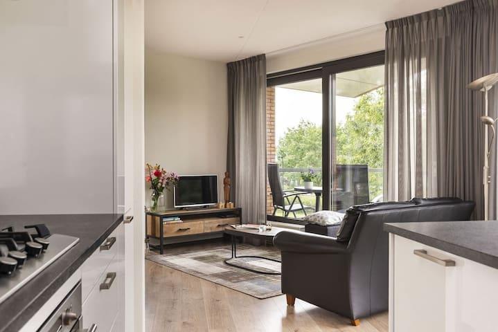 Appartement aan de IJssel